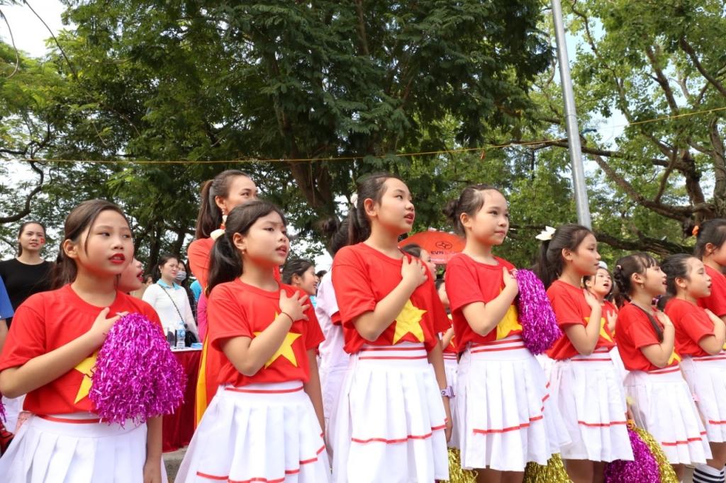 Bồi đắp, lan tỏa lòng tự hào dân tộc, tình yêu Hà Nội