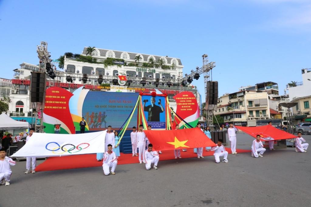 Bồi đắp lan toả lòng tự hào dân tộc tình yêu Hà Nội