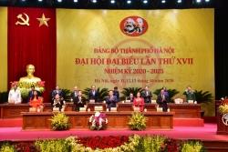 Kết quả phiên họp trù bị Đại hội đại biểu lần thứ XVII Đảng bộ TP Hà Nội