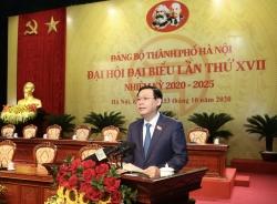 Bí thư Thành ủy Hà Nội: Lựa chọn những đồng chí có đức, có tài, dám nghĩ, dám làm, nhất là cán bộ trẻ