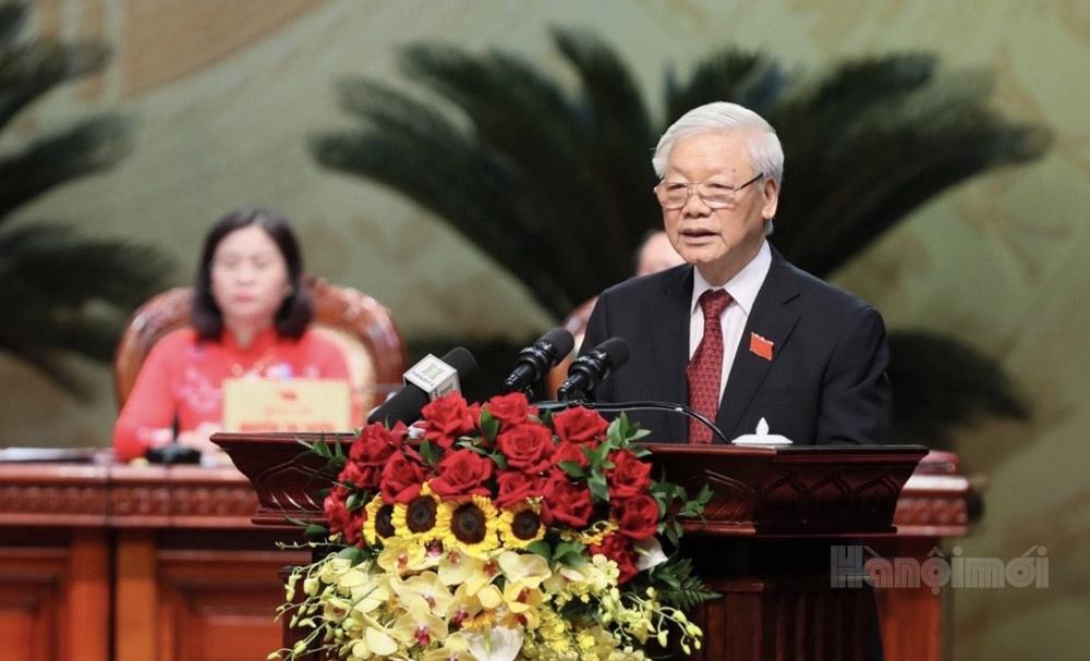 Khơi dậy lòng tự hào, giáo dục thế hệ trẻ nêu cao lòng tự trọng, tự tin, trách nhiệm với Hà Nội