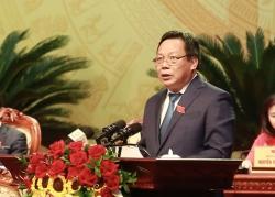 Tóm tắt quá trình công tác của Phó Bí thư Thành ủy Hà Nội Nguyễn Văn Phong