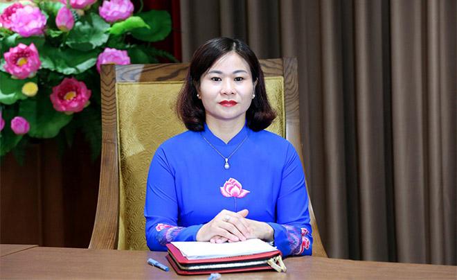Tóm tắt quá trình công tác của Phó Bí thư Thành ủy Hà Nội Nguyễn Thị Tuyến