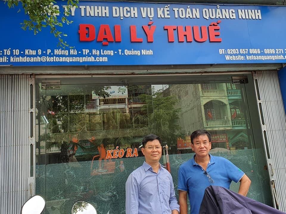 Công ty TNHH Dịch vụ kếông Lê Văn Hải, Phó Vụ trưởng Vụ Tuyên truyền Hỗ trợ (Tổng cục Thuế) toán Quảng Ninh