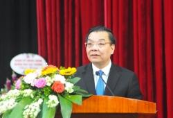 Chủ tịch UBND TP Chu Ngọc Anh dự lễ khai giảng năm học mới tại trường Đại học Bách khoa Hà Nội