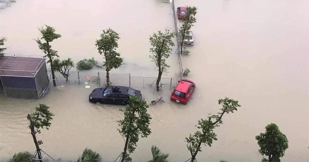 Hà Tĩnh: Nhiều xã vùng hạ lưu hồ Kẻ Gỗ bị cô lập hoàn toàn, học sinh toàn tỉnh nghỉ học từ ngày 19/10