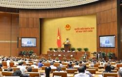 Sáng nay, kỳ họp thứ 10 Quốc hội khóa XIV chính thức khai mạc