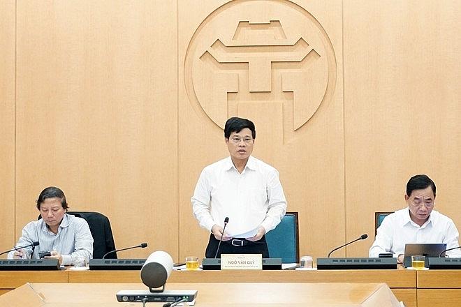 Hà Nội: Tiếp tục thực hiện nghiêm việc đeo khẩu trang nơi công cộng