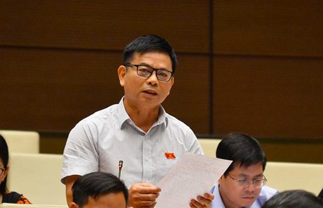 Đại biểu Nguyễn Thanh Hồng đề nghị Quốc hội cần có đánh giá tác động trước khi giao vai trò chủ trì cho lực lượng bộ đội biên phòng