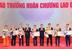 Tôn vinh doanh nhân, doanh nghiệp Thăng Long 2020