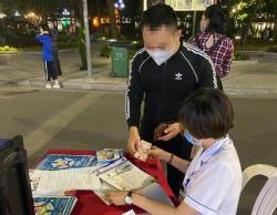 Hà Nội: Lập 15 điểm xử phạt người không đeo khẩu trang