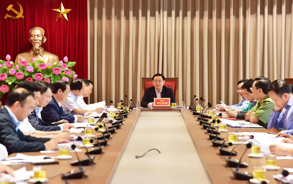 Bí thư Thành ủy chỉ đạo xử lý vụ việc liên quan đến Khu liên hợp xử lý chất thải Sóc Sơn