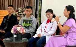 Học sinh, phụ huynh Thủ đô quyên góp hơn 300 triệu đồng ủng hộ miền Trung