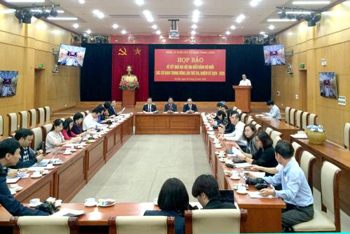 Đồng chí Huỳnh Tấn Việt đắc cử Bí thư Đảng ủy Khối các cơ quan Trung ương