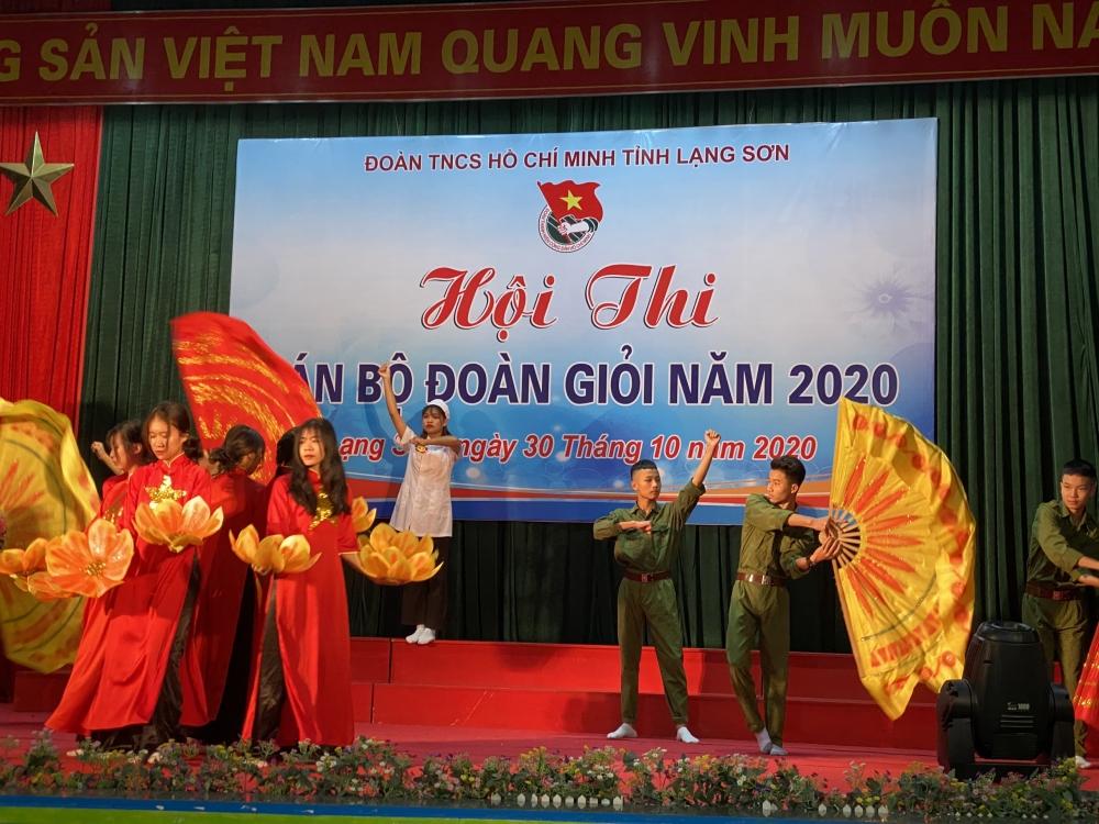 """Đã tìm ra quán quân """"cán bộ đoàn giỏi"""" tỉnh Lạng Sơn năm 2020"""
