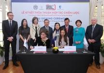 VGPC ký kết hợp tác với FTW hỗ trợ trẻ em bị dị tật ở Việt Nam