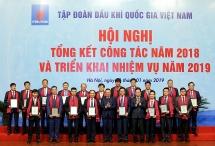 Tập đoàn Dầu khí Việt Nam và 7 doanh nghiệp DK có mặt trong Bảng xếp hạng VNR500