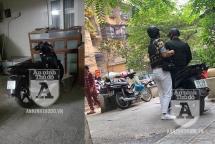 """Cảnh sát Hình sự Hà Nội bắt cướp (2): Tội phạm """"sang chảnh"""" luôn đi xe SH gây án"""