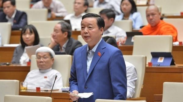 Bộ trưởng Trần Hồng Hà nói về nguyên nhân lũ lụt, sạt lở nghiêm trọng ở miền Trung