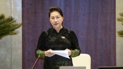 Quốc hội tiến hành phiên chất vấn cuối cùng của nhiệm kỳ khóa XIV