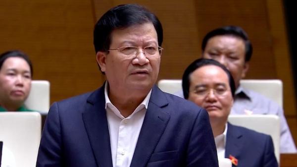 """Phó Thủ tướng Trịnh Đình Dũng chỉ ra những """"nhân tai"""" gây sạt lở ở miền Trung"""