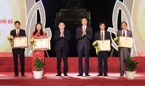 Hà Nội tổ chức trọng thể Lễ kỷ niệm 90 năm Ngày truyền thống Mặt trận Tổ quốc Việt Nam