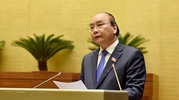 """Thủ tướng Nguyễn Xuân Phúc: """"Chúng ta đang nhìn thấy nguồn năng lượng cực lớn ở thế hệ trẻ"""""""