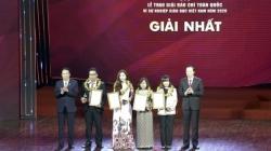 """Báo Tuổi trẻ Thủ đô đoạt giải Ba giải Báo chí toàn quốc """"Vì sự nghiệp Giáo dục Việt Nam"""" năm 2020"""