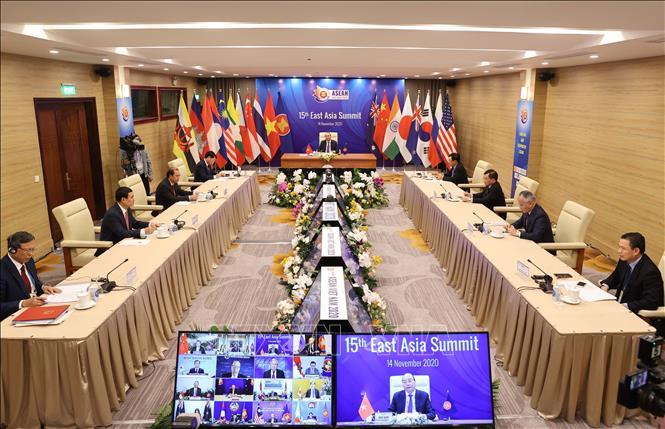 """ASEAN 2020: Nga ủng hộ """"Tuyên bố Hà Nội"""""""