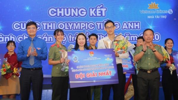 Đội Unity giành ngôi Quán quân Olympic tiếng Anh dành cho cán bộ trẻ 2020