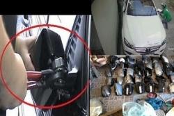 Theo dấu những kẻ chuyên trộm gương ô tô