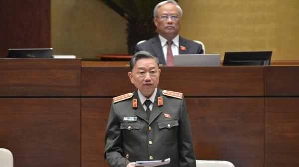 Bộ trưởng Bộ Công an Tô Lâm: Không phải tách luật là chia luật, chia quyền