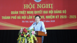 Quán triệt Nghị quyết Đại hội Đảng bộ thành phố Hà Nội đến đoàn viên, thanh niên