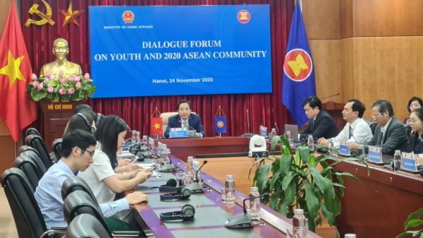 Tìm giải pháp hỗ trợ, phát triển thanh niên ASEAN