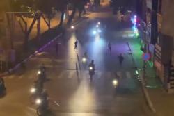 Triệu tập 6 thanh niên trong vụ vác hung khí đuổi đánh nhau trên phố