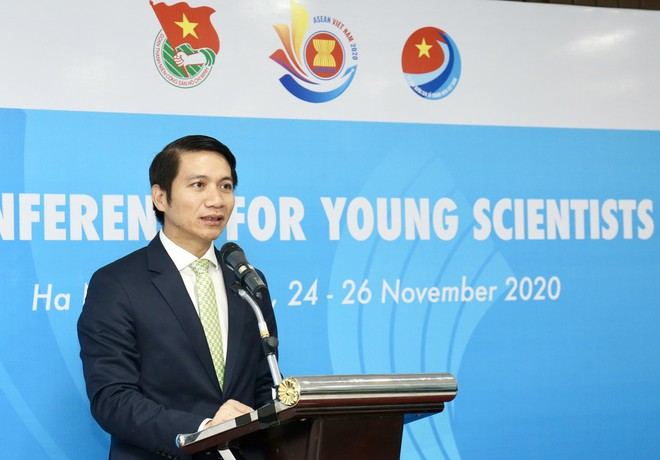 Các nhà khoa học trẻ ASEAN bàn cách giải quyết thách thức trong khu vực - ảnh 1