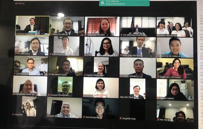 Các nhà khoa học trẻ ASEAN bàn cách giải quyết thách thức trong khu vực - ảnh 3