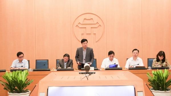 Hà Nội yêu cầu báo chí phản ánh rõ những nơi làm chưa tốt công tác phòng, chống dịch Covid-19