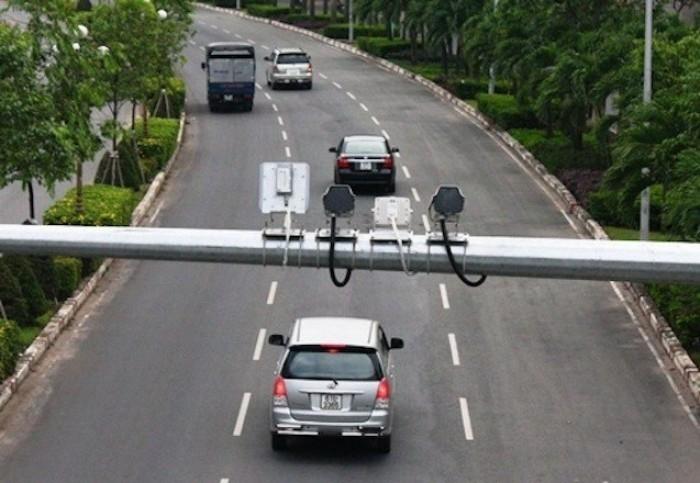 Bắc Giang: Ghi hình, phạt nguội trường hợp vi phạm gầm cầu vượt Quốc lộ 37 và 17