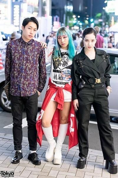 Vì sao giới trẻ Nhật từ bỏ phong cách Harajuku, chọn Uniqlo tối giản
