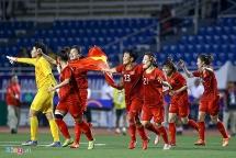 Vì sao 22 tỷ tiền thưởng vẫn chưa đến tay đội bóng nữ Việt Nam?