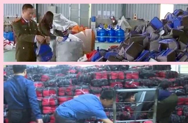 """Gần 45.000 túi giữ nhiệt """"đội lốt"""" hàng Việt"""