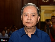 Xét xử cựu Phó Chủ tịch UBND TP HCM Nguyễn Hữu Tín