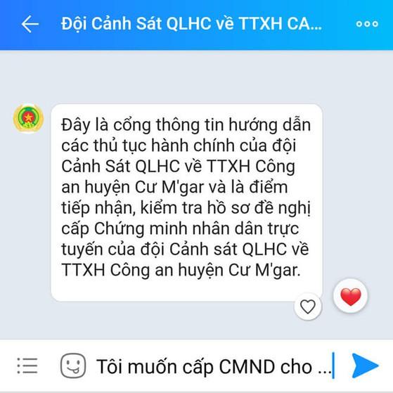 cach lam can cuoc cong dan tai nha bang zalo