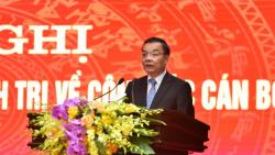 Chủ tịch UBND TP Hà Nội biểu dương Công an TP và Công an quận Bắc Từ Liêm phá chuyên án ma túy lớn