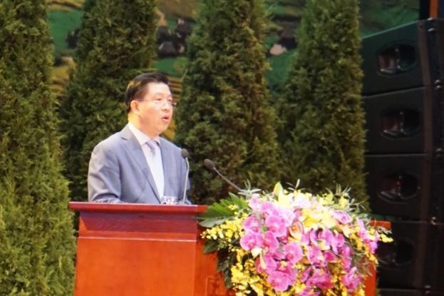 Thứ trưởng, Phó Chủ nhiệm Ủy ban Dân tộc Lê Sơn Hải