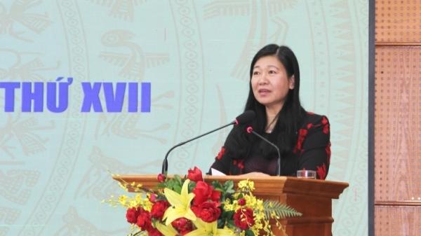 Mặt trận Tổ quốc Việt Nam TP Hà Nội quán triệt Nghị quyết Đại hội Đảng bộ TP lần thứ XVII
