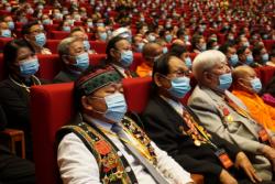 Đại hội của tình đoàn kết, sự bình đẳng và phát huy nội lực