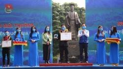 10 cá nhân xuất sắc nhận Giải thưởng Tình nguyện Quốc gia 2020
