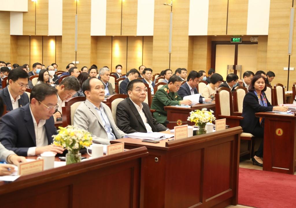 Đại biểu dự hội nghị